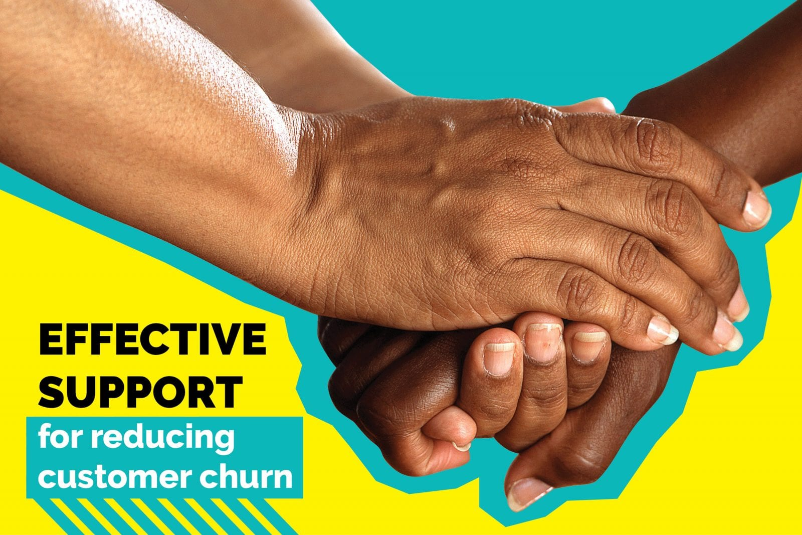 How effective customer support can reduce churn