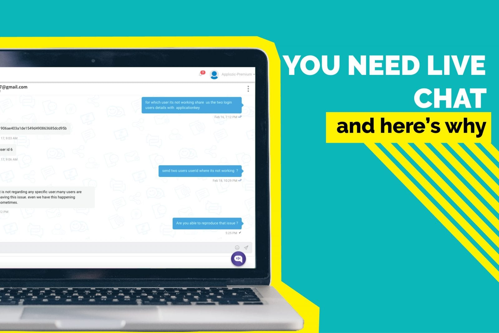 You Need Live Chat For Your Website — Here's Why