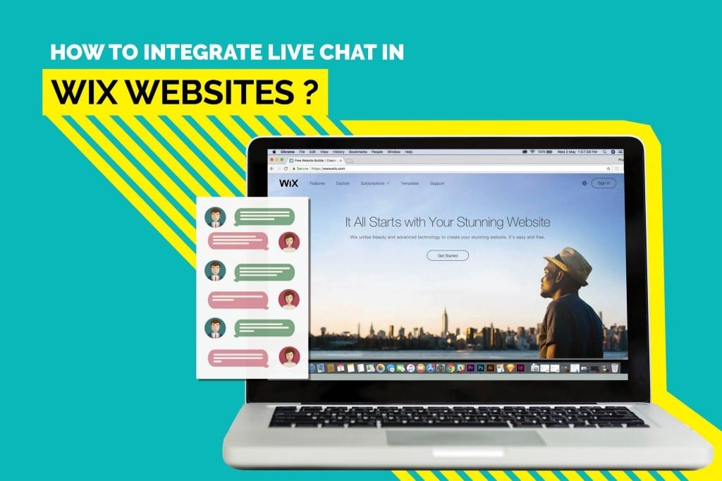 How to Integrate Live Chat Plugin in Wix Websites
