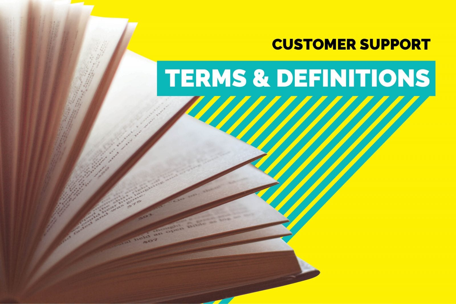 Must Know Customer Support Terms and Definitions