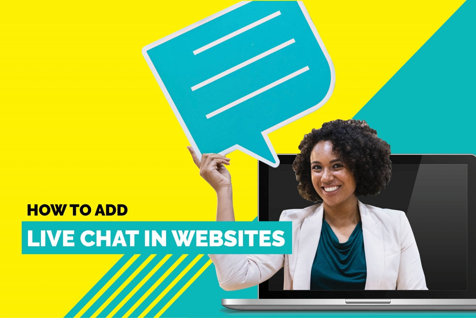 Add live chat plugin in to website