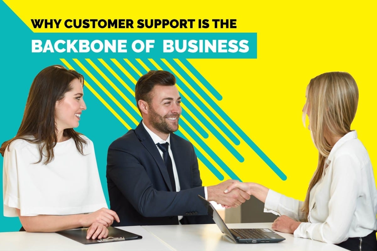 Importance of customer support