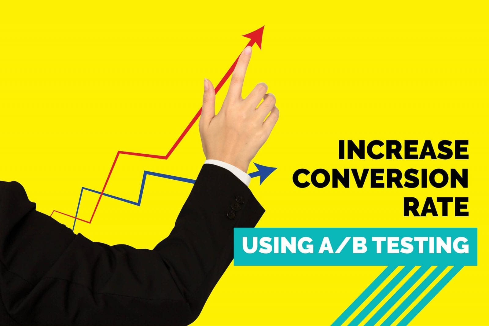A/B Testing for more conversion