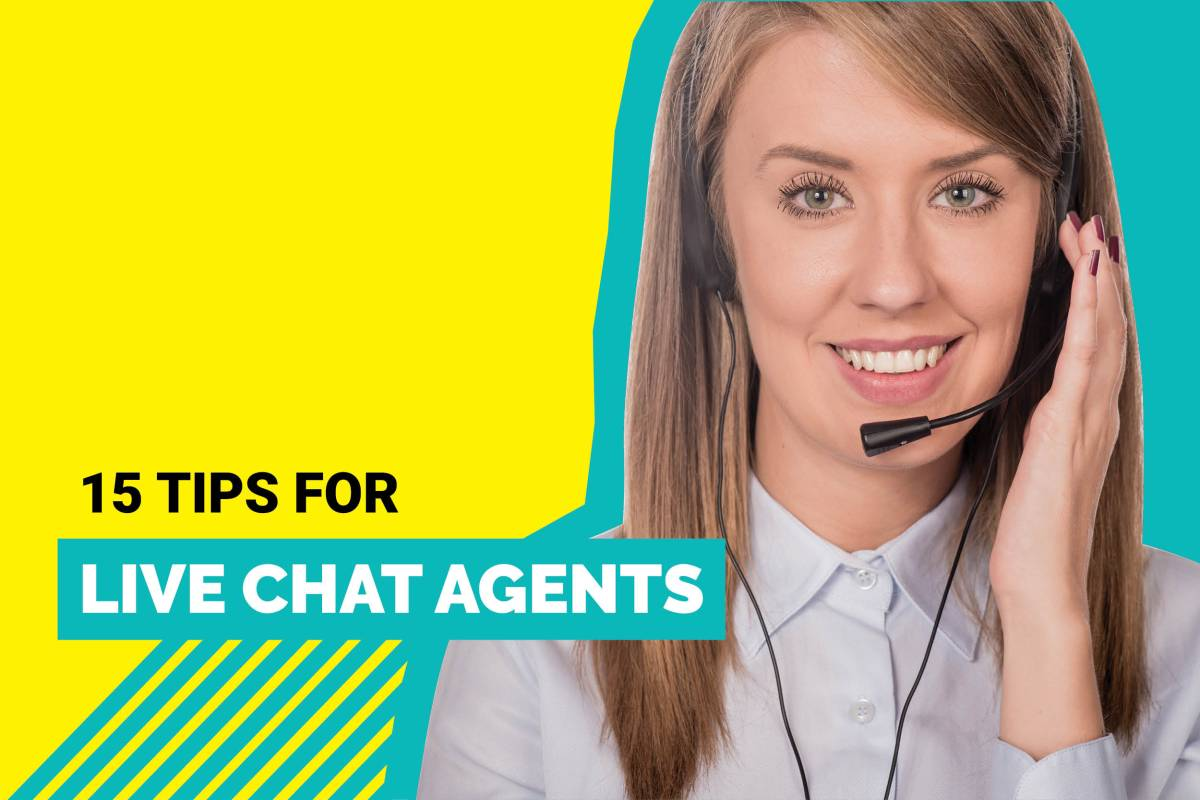 Tips for live chat agents