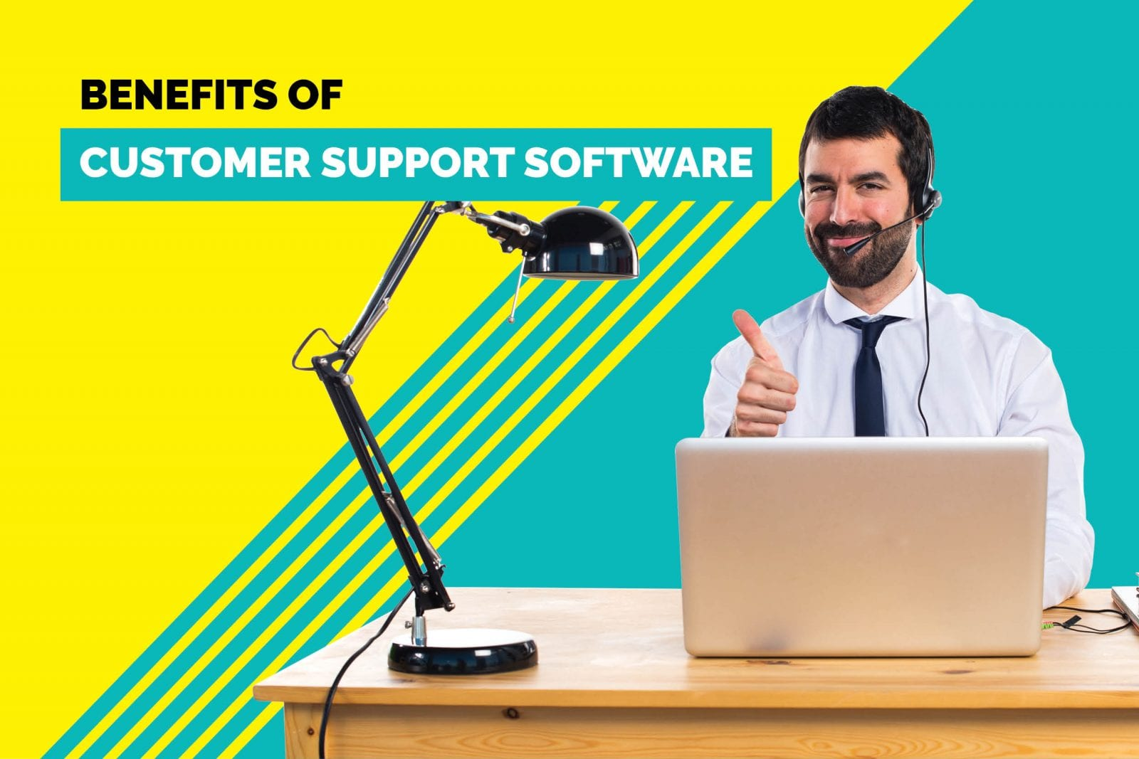 Benefits of using customer support software