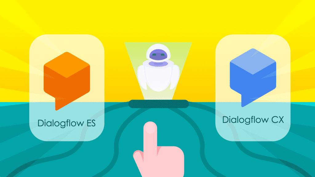 Dialogflow CX vs ES: Kommunicate