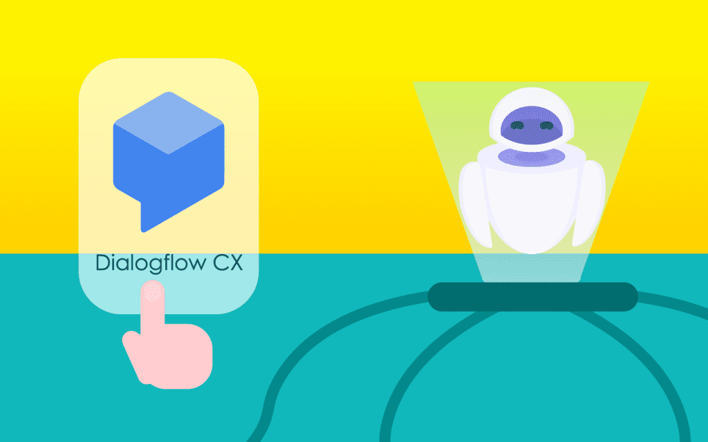 integrate dialogflow cx bot in website - Kommunicate